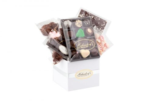Deluxe Entice Chocolate Hamper
