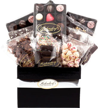 Chocolates gift hampers baskets melbourne chocolate negle Images